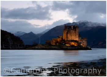 4596 Eilean Donan Castle