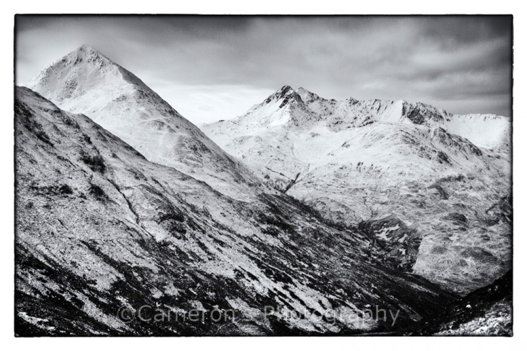 4764 Forcan Ridge & Faochag Glen Shiel