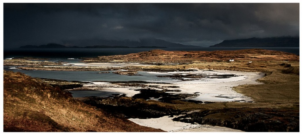 Winter Light Sanna Bay